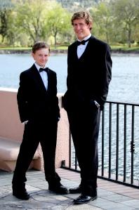 Colt and Logan