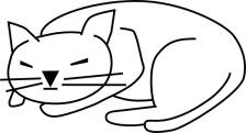 sleeping_cat_clip_art_5960