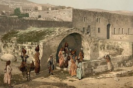 Marys-Well-Nazareth-The-spring-of-the-Virgin-Mary